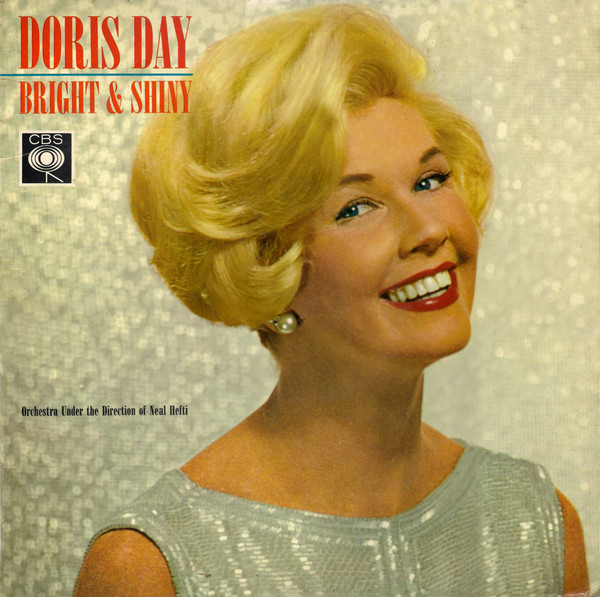Doris Day - Bright & Shiny (LP, RE)