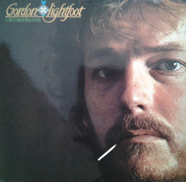 Gordon Lightfoot - Old Dan's Records (LP, Album)