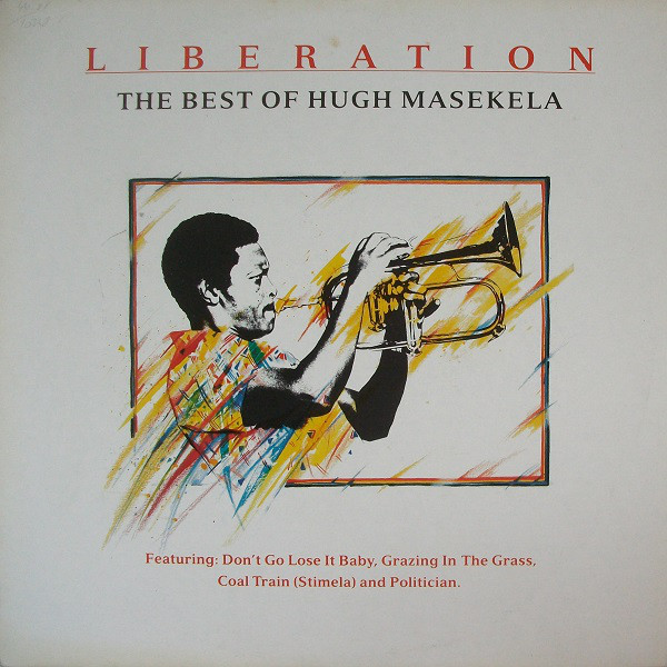 Hugh Masekela - Liberation - The Best Of Hugh Masekela (LP, Comp)