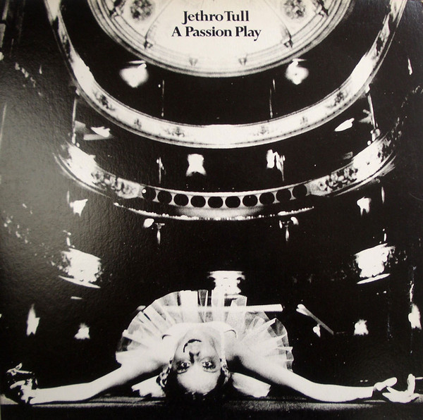 Jethro Tull - A Passion Play (LP, Album, RE)