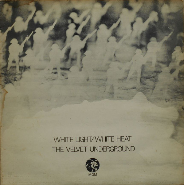 The Velvet Underground - White Light/White Heat (LP, Album, RE)