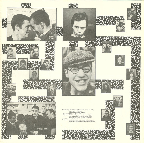 Madness - One Step Beyond... (LP, Album)