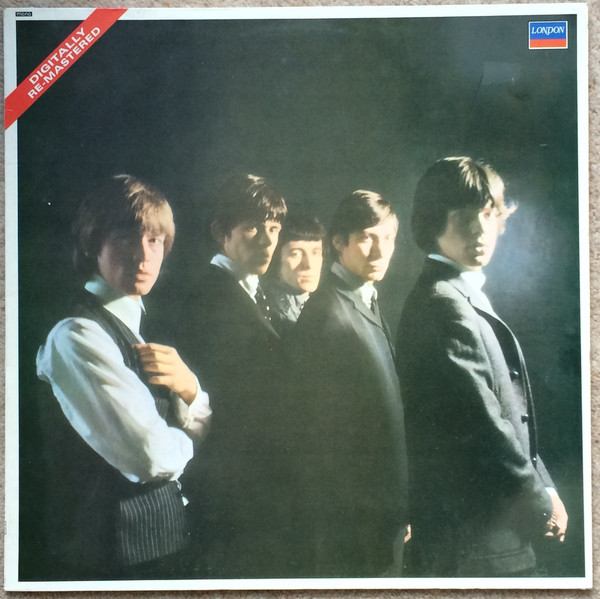 The Rolling Stones - The Rolling Stones (LP, Album, Mono, RE, RM)