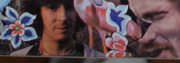 Cream (2) - Disraeli Gears (LP, Album, Lam)