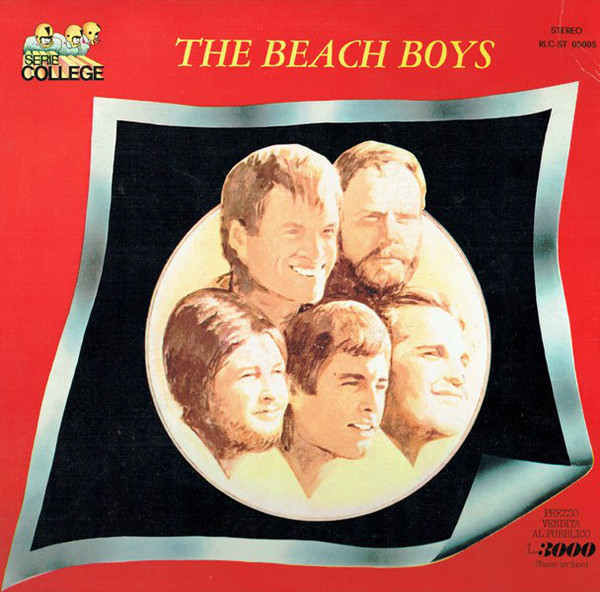 The Beach Boys - The Beach Boys (LP, Comp)