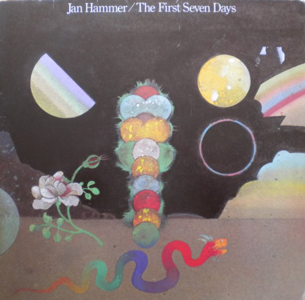 Jan Hammer - The First Seven Days (LP, Album)