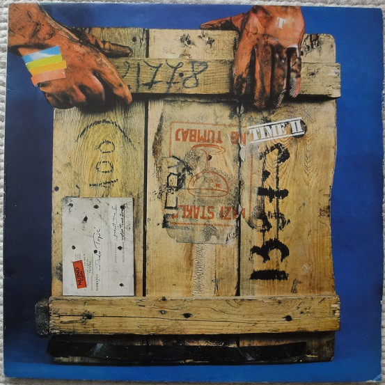 Time (16) - Time II (LP, Album, RE, RP, Gat)