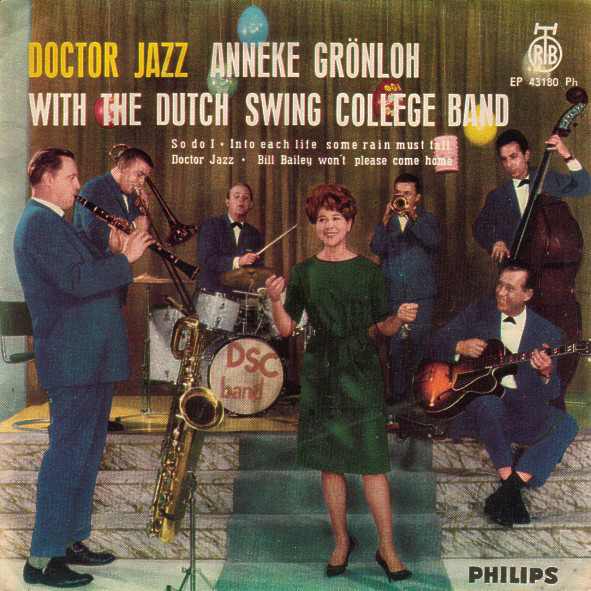 Anneke Grönloh With The Dutch Swing College Band - Doctor Jazz (7