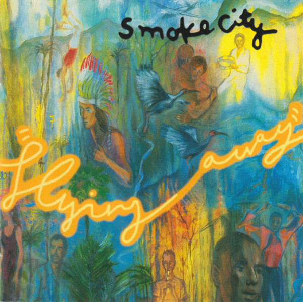 Smoke City - Flying Away (CD, Album)