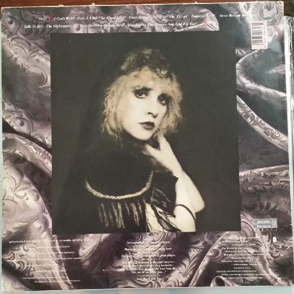 Stevie Nicks - Rock A Little (LP, Album, Spe)