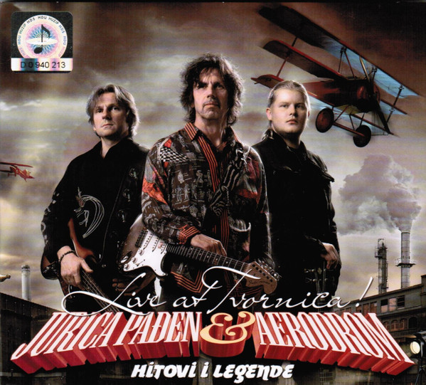 Jurica Pađen & Aerodrom* - Hitovi I Legende (CD, Album)