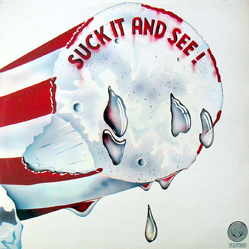 Various - Suck It And See! (2xLP, Smplr)