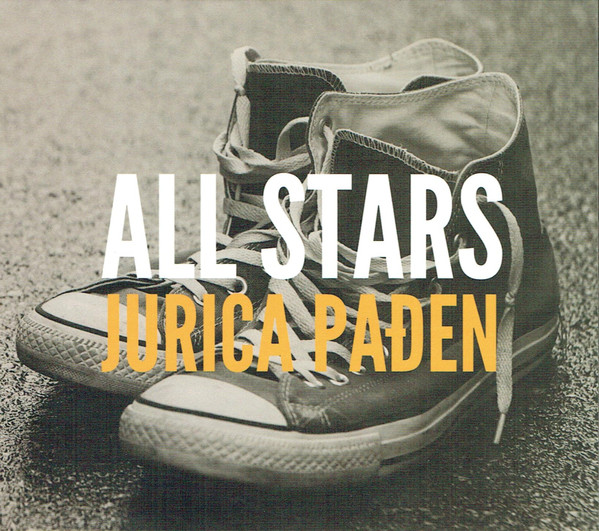 Jurica Pađen - All Stars (CD, Album)