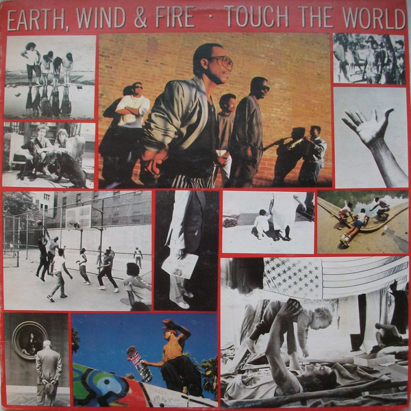 Earth, Wind & Fire - Touch The World (LP, Album)