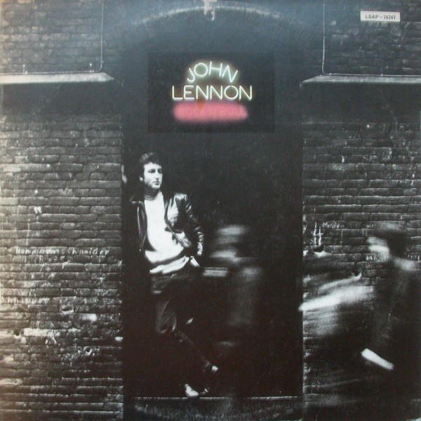 John Lennon - Rock 'N' Roll (LP, Album, RE)