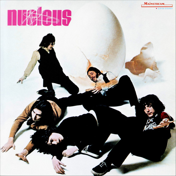 Nucleus (8) - Nucleus (LP, Album, Ltd, RE, Red)