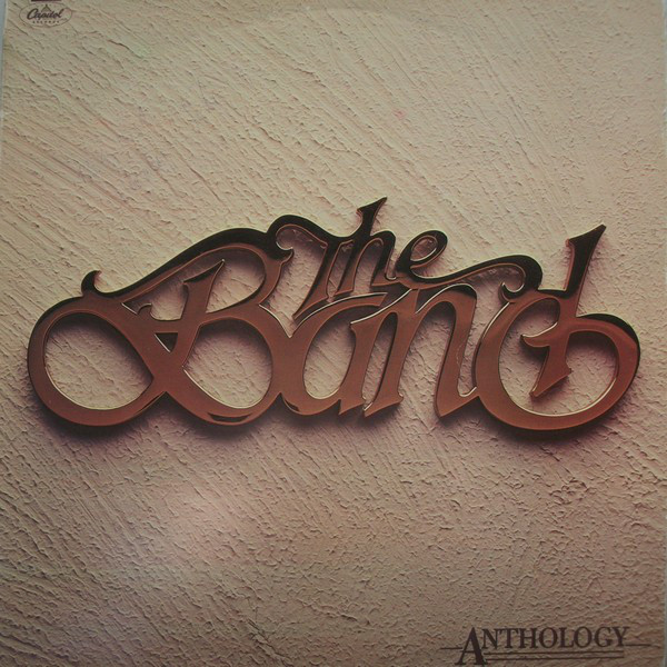 The Band - Anthology (2xLP, Comp)