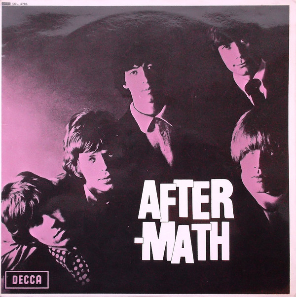 The Rolling Stones - Aftermath (LP, Album, RE)