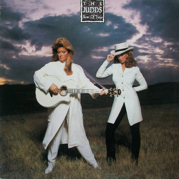The Judds - River Of Time (LP, Album)
