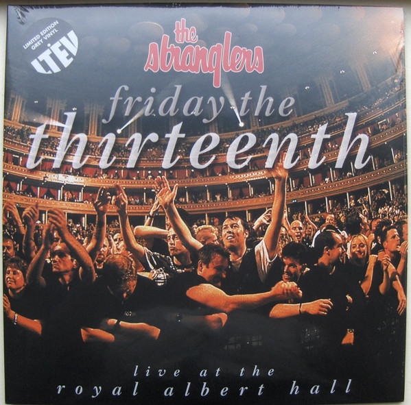 The Stranglers - Friday The Thirteenth (2xLP, Album, Dlx, Ltd, RE, Gre)