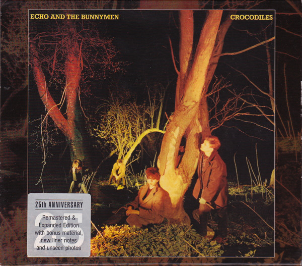 Echo And The Bunnymen* - Crocodiles (CD, Album, RE, RM)