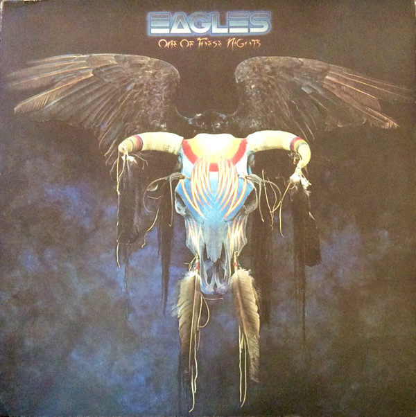Eagles - One Of These Nights (LP, Album)