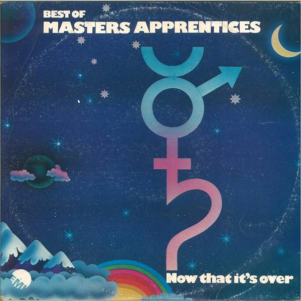 Masters Apprentices* - Now That It's Over (LP, Comp)