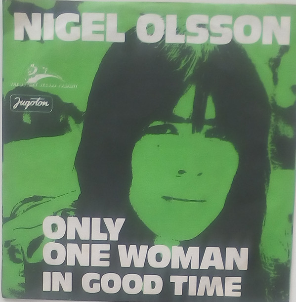 Nigel Olsson - Only One Woman (7