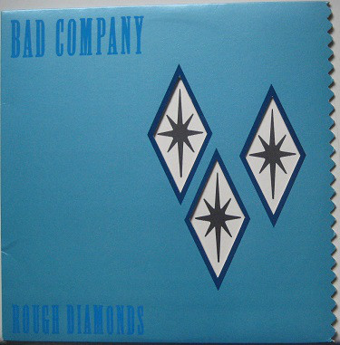 Bad Company (3) - Rough Diamonds (LP, Album, AR)