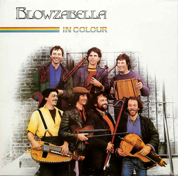 Blowzabella - In Colour (LP, Album)