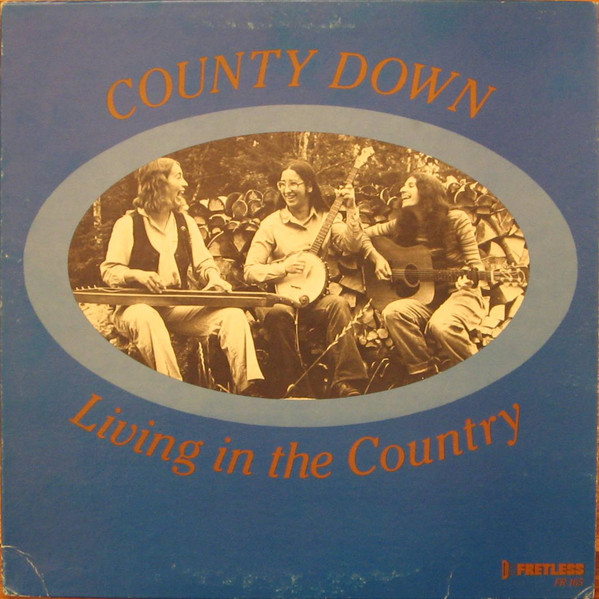 County Down - Living In The Country (LP, Album)