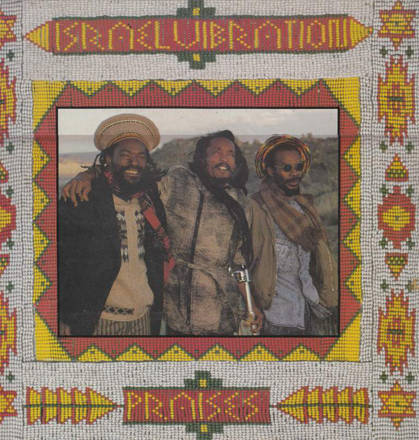 Israel Vibration - Praises (LP, Album)