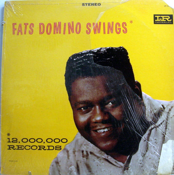 Fats Domino - Fats Domino Swings (LP, RE)