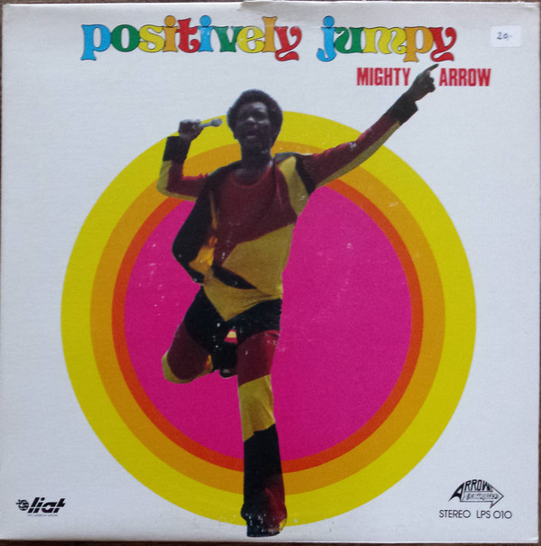 Mighty Arrow* - Positively Jumpy (LP, Album)