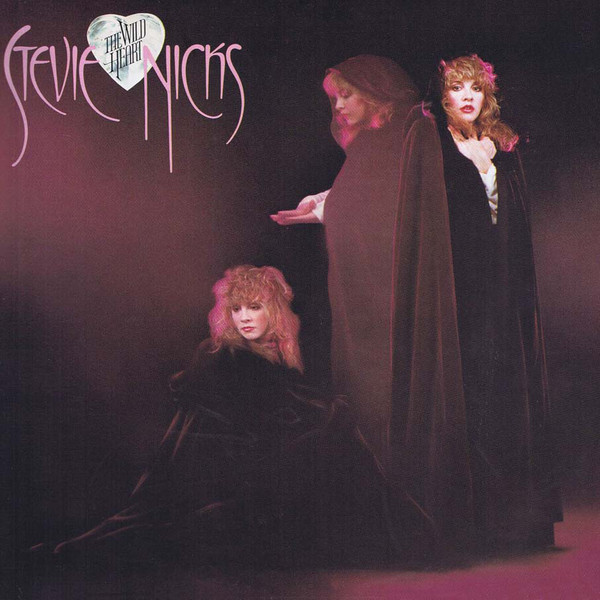 Stevie Nicks - The Wild Heart (LP, Album)