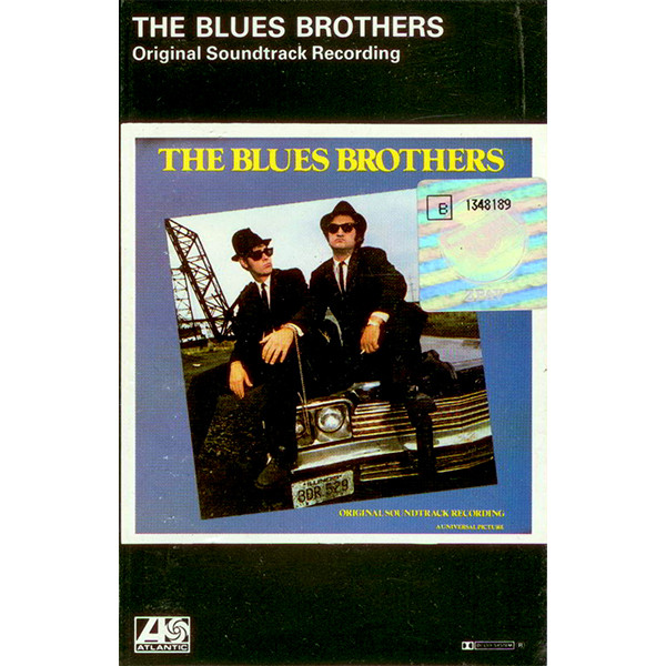 The Blues Brothers - The Blues Brothers (Original Soundtrack Recording) (Cass, Album, RE)