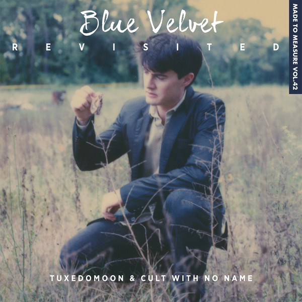 Tuxedomoon & Cult With No Name - Blue Velvet Revisited (LP, Album)
