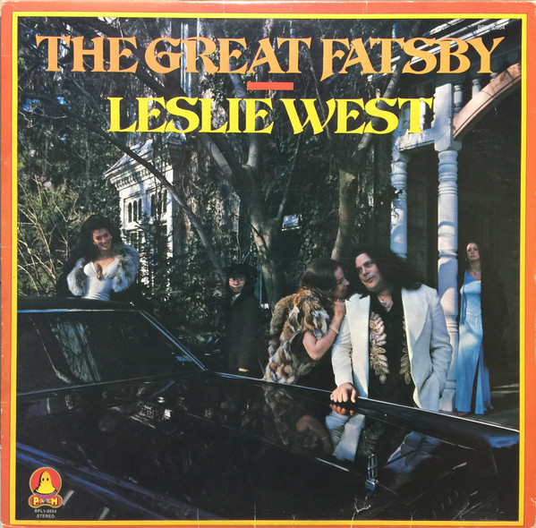 Leslie West - The Great Fatsby (LP, Album)