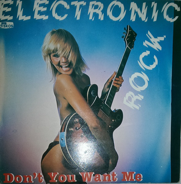 Unknown Artist - Electronic Rock - Don't You Want Me (LP)