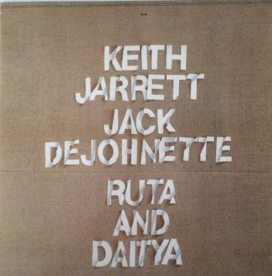 Keith Jarrett / Jack DeJohnette - Ruta And Daitya (LP, Album, RE)