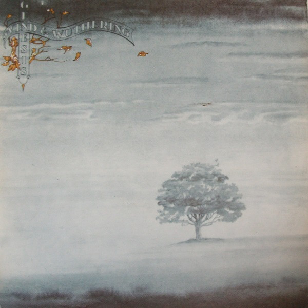Genesis - Wind & Wuthering (LP, Album, RE)
