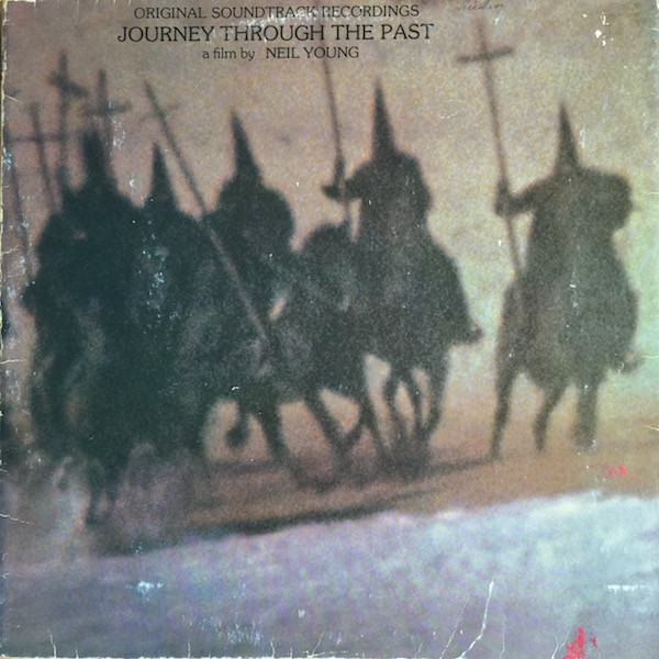 Neil Young - Journey Through The Past (2xLP, Comp)