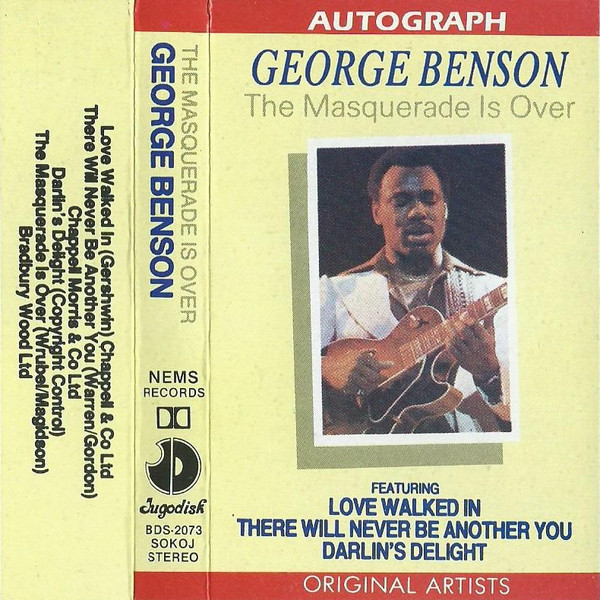 George Benson - The Masquerade Is Over (Cass, Comp)