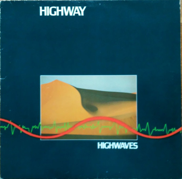 Highway (13) - Highwaves (LP, Album)