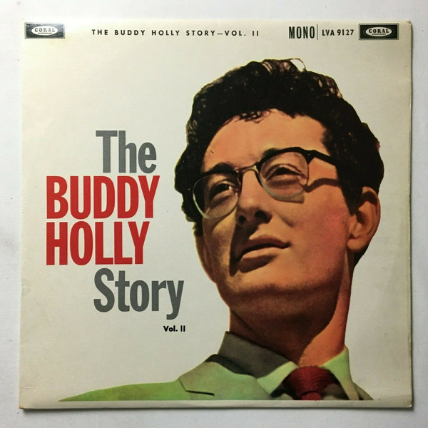 Buddy Holly - The Buddy Holly Story Volume II (LP, Comp, Mono)