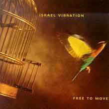 Israel Vibration - Free To Move (LP, Album)