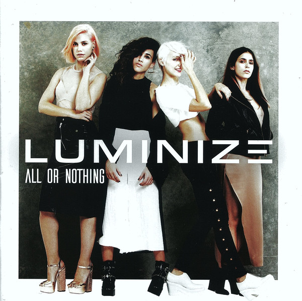 Luminize - All Or Nothing (CD, Album)