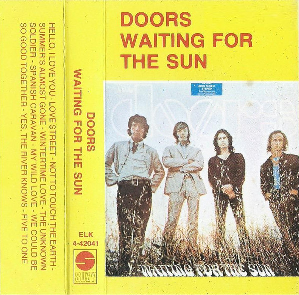 The Doors - Waiting For The Sun (Cass, Album, RE)