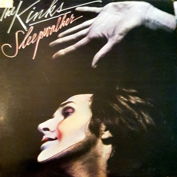 The Kinks - Sleepwalker (LP, Album)