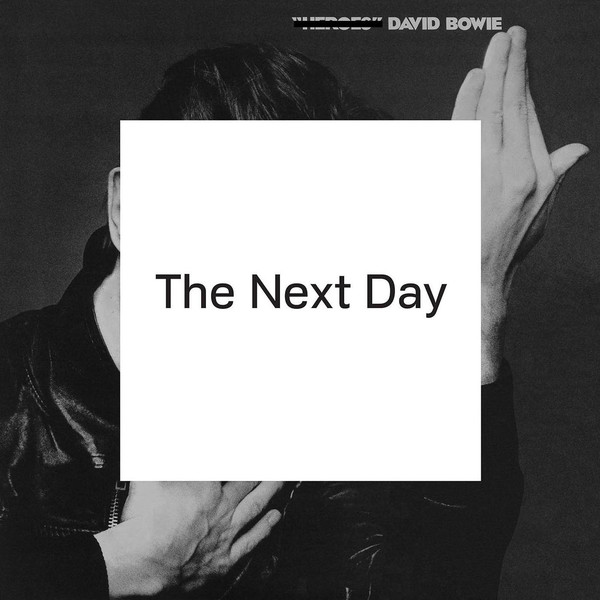 David Bowie - The Next Day (2xLP, Album, 180 + CD, Album)